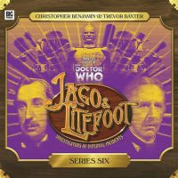 Jago & Litefoot Series 06 - Audio CD Box Set